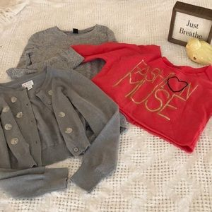 Girls too bundle